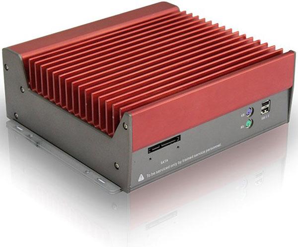 Мини-ПК с пассивным охлаждением Habey PRO-6820 оснащен шестью портами Gigabit Ethernet