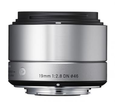 Названы цены и срок начала продаж объективов Sigma 30mm F1.4 DC HSM, 30mm F2.8 DN и 19mm F2.8 DN