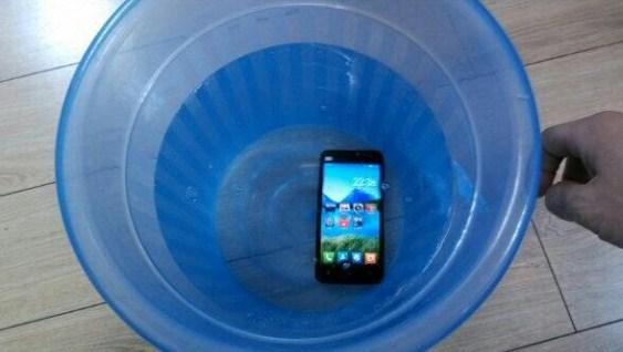 Xiaomi Mi-3 защита от воды