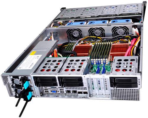 ��������� ����� ASRock EP2C602-2T2OS6/D16 ���������� �� ��� ���������� ����� Xeon 2600