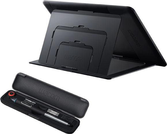Wacom представляет 13-дюймовый интерактивный перьевой дисплей Cintiq 13HD