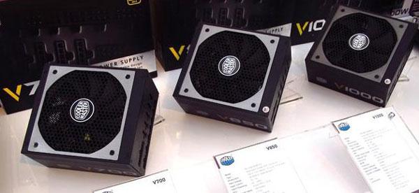 Блоки питания Cooler Master серий B и V оснащены защитой от всевозможных нештатных режимов