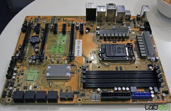 Прототип послужит основой моделей Z87A Gaming Series и Z87A-GD65