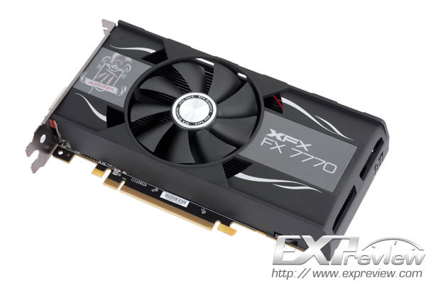 Опубликованы изображения 3D-карты XFX Radeon HD 7770 Monster