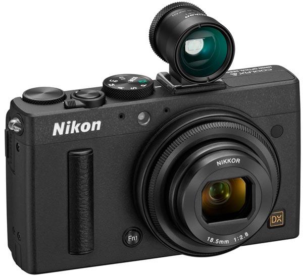Цена Nikon Coolpix A — $1100