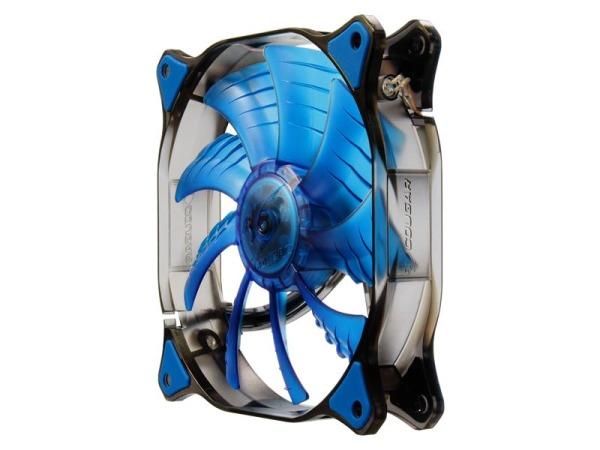 DUAL-X с синей светодиодной подсветкой в состоянии покоя