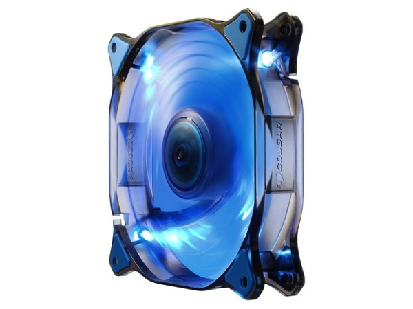DUAL-X с синей светодиодной подсветкой в активном режиме