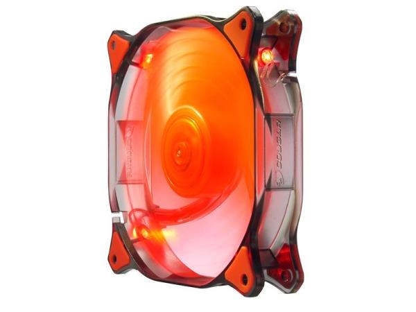 DUAL-X с красной светодиодной подсветкой в активном режиме