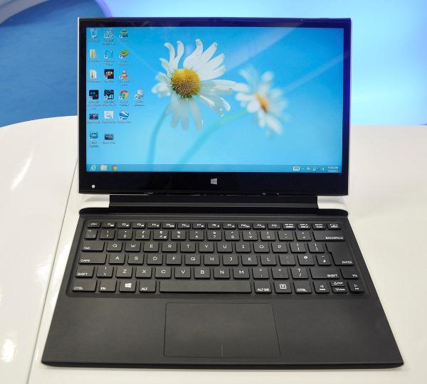 Intel Haswell ультрабук CeBIT 2013