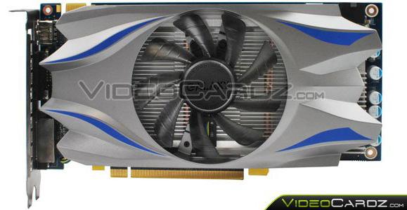 Galaxy GeForce GTX 650 Ti Boost