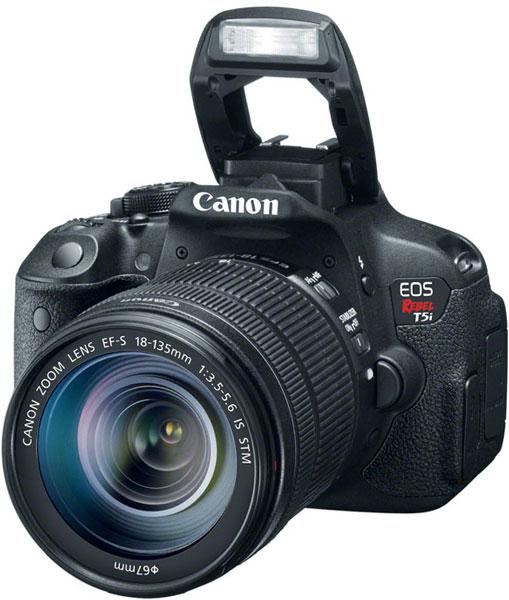 Представлена камера Canon EOS 700D