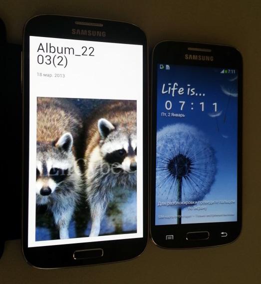 Samsung Galaxy S4 и Galaxy S4 Mini