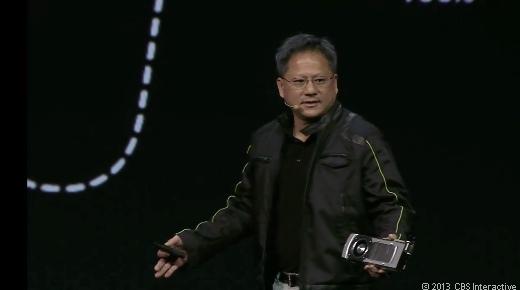 Руководитель Nvidia нашел новое объяснение плохим продажам однокристальных систем Tegra