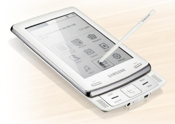 Samsung reader