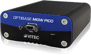 Кодер Vitec MGW Pico помещается в кармане и потребляет всего 5 Вт
