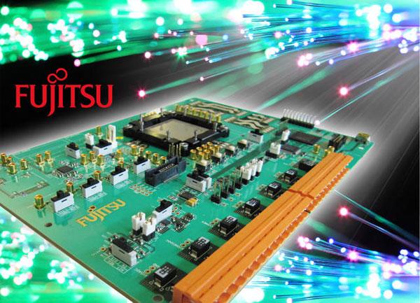 28-нанометровые АЦП Fujitsu предназначены для сетевого оборудования