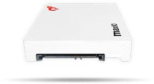 В семейство maxIO входят накопители в виде карт расширения PCI Express и также модели типоразмера 2,5 дюйма с интерфейсом SAS