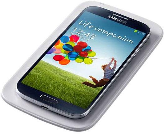 Подробности об аксессуарах, необходимых для беспроводной зарядки Galaxy S4 пока отсутствуют