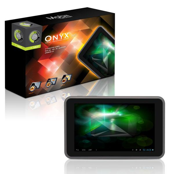 В серию планшетов Point of View Onyx вошли модели Onyx 506, Onyx 517 и Onyx 527
