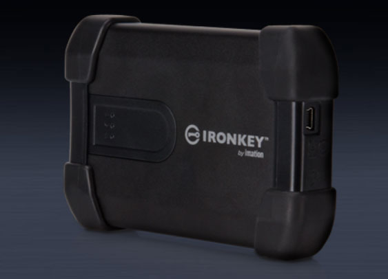 Imation добавляет в семейство защищенных накопителей IronKey флэшки D80 и жесткие диски H80