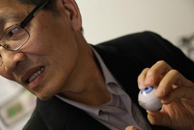 В США создан бионический орган зрения