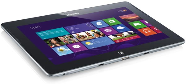 Продажи планшетов Samsung с Windows RT в Европе будут прекращены из-за низкого спроса