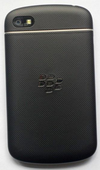 образец смартфона BlackBerry Q10