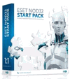 ESET NOD32 Start Pack Box-art