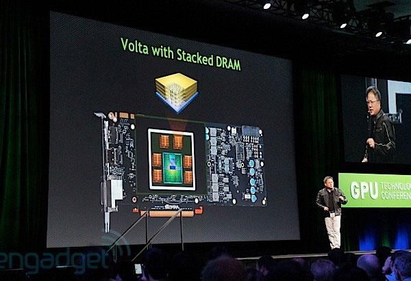 Когда выйдут GPU Volta, пока неизвестно