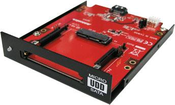 ����������� Addonics ���������� ������������ ��� ������ � ������� ������ CFast � SSD mSATA � ���� ������� ���������