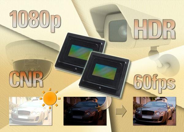 Датчик изображения Toshiba TCM5117PL формата 1/3 дюйма предназначен для автомобильных и охранных систем