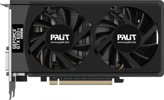 Palit GTX 650 Ti Boost OC 2GB