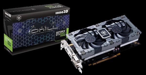 Inno3D iChill GTX 650Ti Boost HerculeZ 2000s