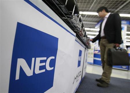 Lenovo � �� ������������ �������, ��������������� NEC