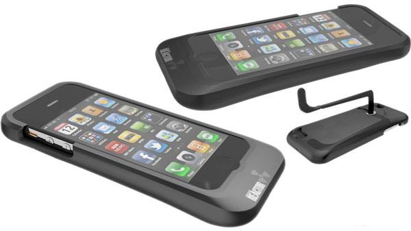 Gridcase собирается выпустить первый в мире чехол для смартфона, оснащенный встроенным генератором