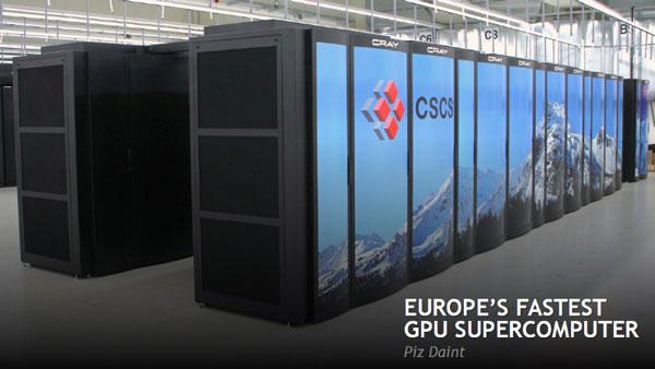 GTC 2013 — суперкомпьютерные вычисления
