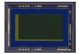 Новый датчик Canon имеет квадратные пиксели со стороной 19 мкм