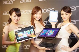 � ������ �������� 2013 ���� ���� ��������� ������� � ����� ������ �������� ��������� Acer ��������� 12%