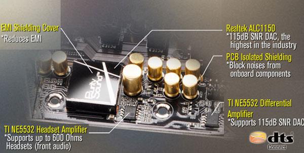 Purity Sound включает аппаратные и программные средства