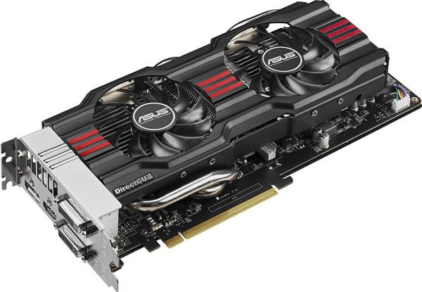 Карта Asus GeForce GTX 770 DirectCU II получила 10-фазную подсистему питания с цифровым контроллером DIGI+