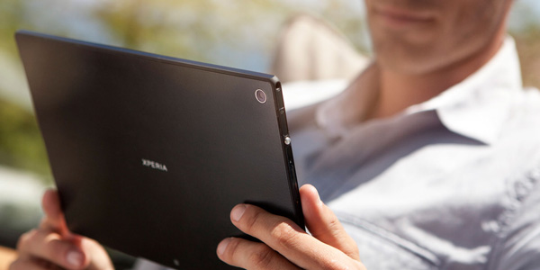 Sony Mobile �������� Xperia Tablet Z ����� ������ � ������ ��������� � ����