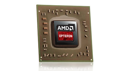 ���������� AMD Opteron X ����������� ���������� Intel Atom �� ������������������ � �������������� �������������