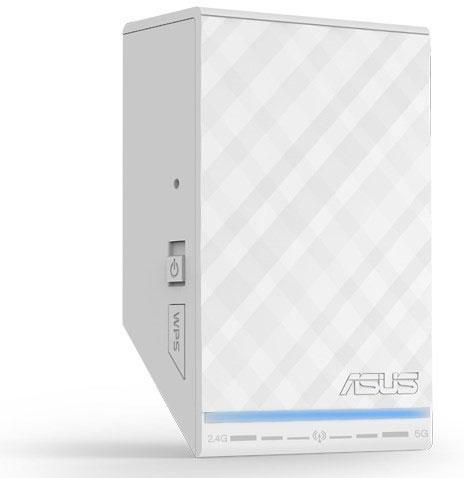 �������� ���������� Asus RP-N53, ���������������� ������������� IEEE 802.11 a/b/g/n, ����� 4,5 x 3,1 x 8,5 ��