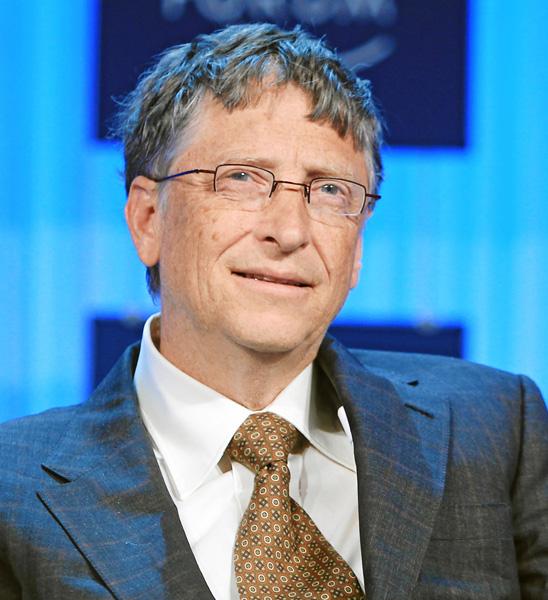 Состояние Билла Гейтса — 72,7 млрд. долларов