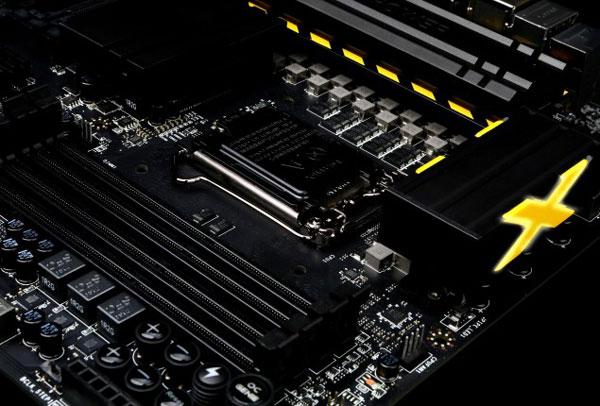Системная плата MSI Z87 XPower ориентирована на любителей разгона