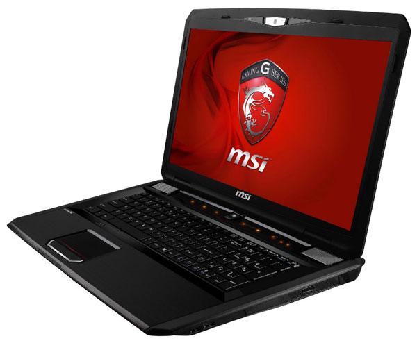 Основой ноутбуков MSI GX70 3BE-007US  и GX60 3AE-216US служит APU A10-5750