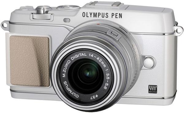 Представлена беззеркальная камера Olympus PEN E-P5