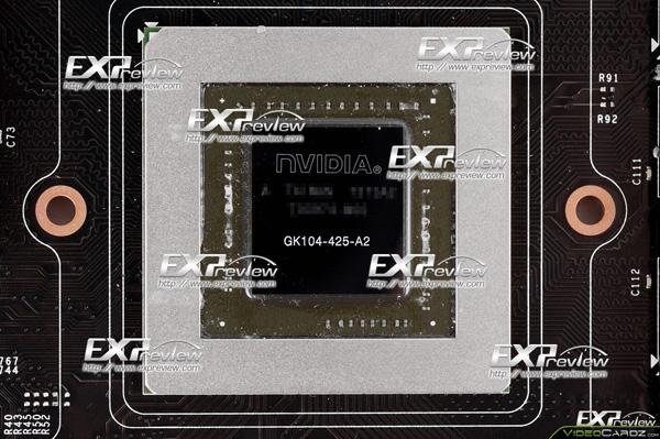 GPU GK104-425-A2