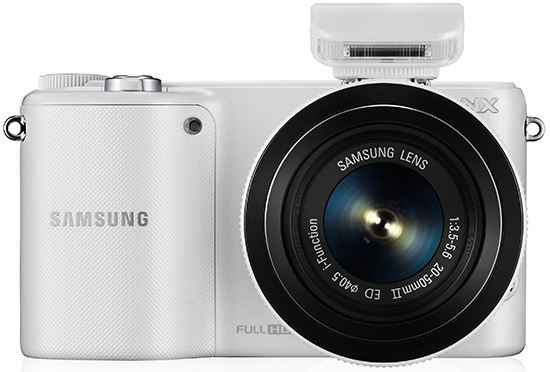 Цена камеры Samsung NX2000 — $650