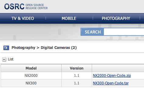 ����� �������� ����� ��������� ���������� ����������� �� ����� Samsung NX200 � NX300